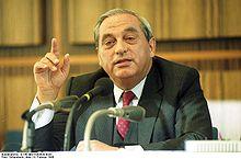 Karl Otto Pöhl, Präsident der Deutschen Bundesbank i. R.